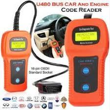 Car Diagnostic Scanner Tool U480 OBD2 CAN BUS ... - Vova