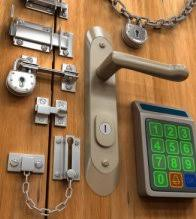 Replace Your Flimsy Locks With Real Protection True Door Security Systems Include The Itself Frame Surrounding It A Deadbolt Lock
