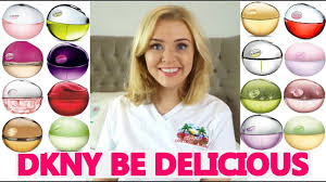 <b>DKNY BE DELICIOUS PERFUME</b> RANGE REVIEW | Soki London ...