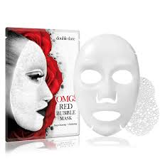 Double Dare OMG! Red Bubble Mask <b>Баббл</b>-<b>маска очищающая</b>