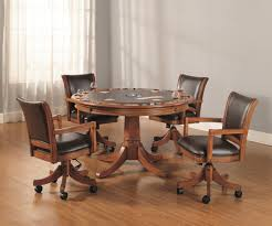 dining table with wheels:  dining room marvelous dining room chairs with arms and casters ainove photo of at decor design