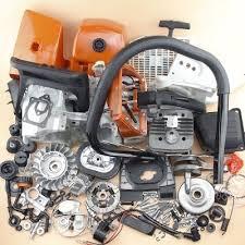 crancase crankshaft cylinder piston pan oil seal bearing kit for husqvarna 137 142 chainsaw engine motor spare parts