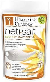 Himalayan Chandra Neti Pot Salt Bag, 1.5 Pound ... - Amazon.com