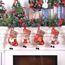 Рождественский подарок <b>Рождественский чулок</b> мини носок ...