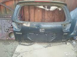 Крышка <b>багажника</b> тагаз с190, <b>jac</b> rein купить в Оренбургской ...