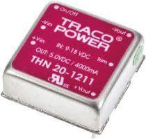 <b>Преобразователь DC-DC модульный TRACO</b> POWER TCL 024 ...