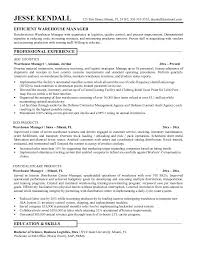 warehouse resume   camgigandet orgour  top pick for warehouse manager resume development xbwpz ma