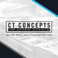 <b>CT Concepts</b> Food Equipment Distributor - Home | Facebook