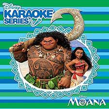 <b>Various Artists</b> - <b>Disney</b> Karaoke Series: Moana   Amazon.com.au ...