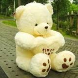 beige <b>teddy bear</b>