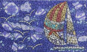 Сокол Гауди <b>D</b> 702 <b>Декор керамический</b> 20х33 купить