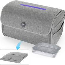 Bottle Feeding Blue <b>UV Sterilizer</b> Bag Portable UVC Sanitizer Box ...