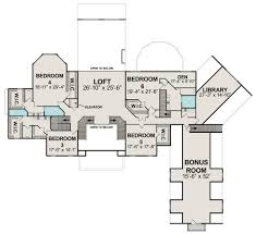 Log Mansion Home Plan by Golden Eagle Log Homes   MyWoodHome comGoldenEagle LogMansion SF