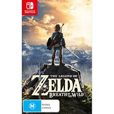 <b>The Legend of Zelda</b>: Breath of the Wild - EB Games Australia