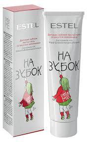 <b>ESTEL</b> PROFESSIONAL Паста-<b>гель</b> зубная детская со вкусом ...