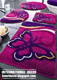 pink bathroom rugs rug sets