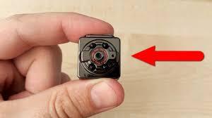Шпионская мини камера SQ8 Снимал ночью и чуть не умер от ...