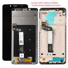 "<b>Display for Xiaomi Redmi</b> Note 5 Global <b>5.99</b>""LCD Touch <b>Screen</b> ..."