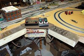train layout wiring and controls control center ho train