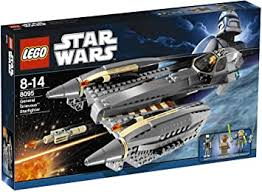 8095 LEGO Star Wars General Grievous Starfighter Toys & Games ...