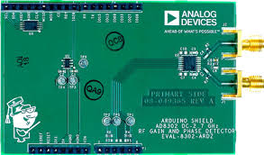 EVAL-<b>AD8302</b>-ARDZ <b>Evaluation Board</b> | Analog Devices