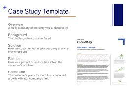 Research Paper Case Study Format TopRank Blog