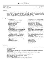 receptionist resume templates writing cv veterinary sample resume veterinary receptionist resume veterinary receptionist resume