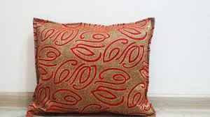 <b>Декоративная подушка</b>. Пошив наволочки своими руками ...