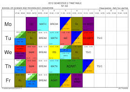 2012 s1 02 class blog kindly take note of the following new timetable that is effective from next week term 3 week 2 onwards the change in the timetable is due to revisions in
