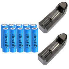<b>3.7V</b> Size <b>14500</b> Rechargeable <b>Batteries</b> for Sale - eBay