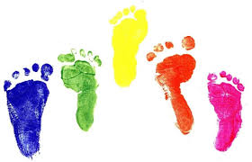 Afbeeldingsresultaat voor kindervoeten