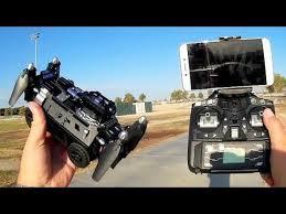 <b>JJRC</b> H40WH FPV <b>Tank</b> Quadcopter Flight Test Review - YouTube