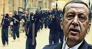 Image result for إردوغان داعم للإرهاب