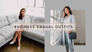 Business Casual Lookbook | <b>Office</b> Outfits - YouTube