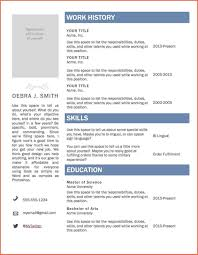 how to build a resume on word resume examples 2017 is a collection of five images that we have the best resume and we share through this website hopefully what we provide can be useful for you all