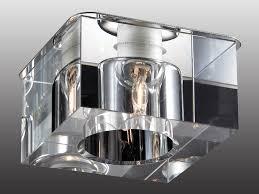<b>Встраиваемый светильник Novotech Crystals</b> 369298 ...