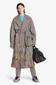 <b>SPRING</b>-SUMMER 2020 LOOK 13 - Одежда | LOUIS VUITTON