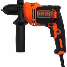 <b>Дрель ударная</b> BLACK+DECKER BEH710-QS купить по цене ...