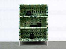 dutch design week furniture recycled repurposed materials studio joe meesters testlab bits and pieces furniture