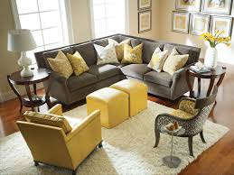 Yellow Living Room Decorating Gorgeous Inspiration Yellow Living Room Decor All Dining Room
