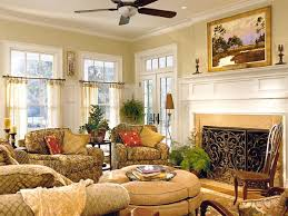room southern home decor design family