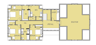 New House Plan   The Willowbrook   Home  Interior Design Ideas and    Upper Level Floor Plan