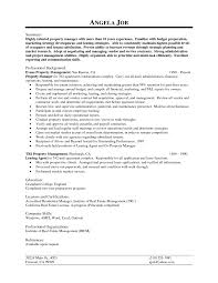 sample property management resume objective cipanewsletter resume examples general manager restaurant management resume