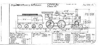 chicago burlington  amp  quincy rr cb amp q steam loco class diagram pdf
