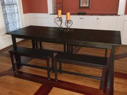 How To Make A Dining Room Table Homemade Dining Room Table Is Also A Kind Of Wonderful Reclaimed