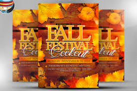 fall festival flyer template teamtractemplate s fall festival flyer template flyer templates on creative market rmsc8pt6