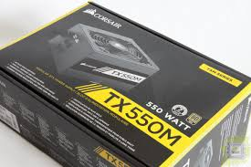 Обзор <b>блока питания Corsair</b> TX550M (550 Вт, 80 Plus Gold, TX-M ...