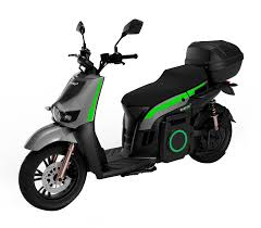 Electric scooter with the best battery - <b>Silence</b> S01