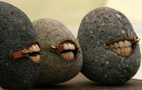 Image result for weird stones