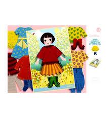 <b>Пазл</b> Djeco <b>Одежда для Клео</b>, артикул: 01697 - купить в Дочки ...